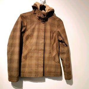 Patagonia small hooded  jacket